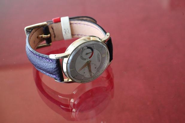 1953年 - 自動巻腕時計フューチャーマチック