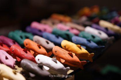 ジンベイザメのキーケース