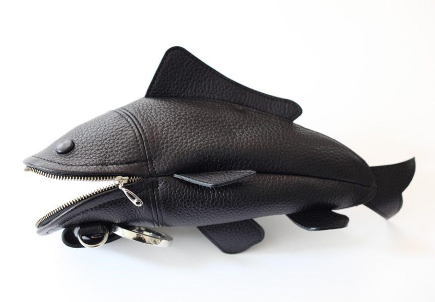 サメのシザーケース