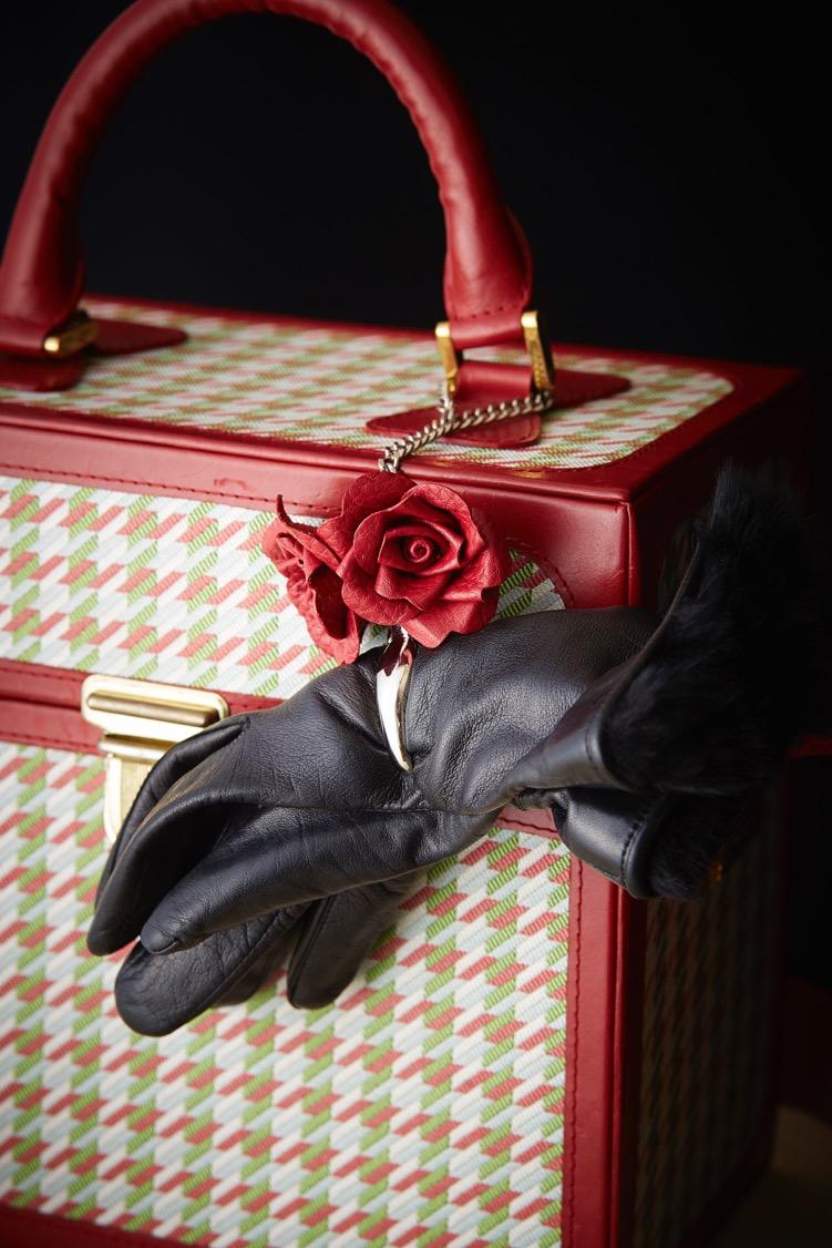 手袋ホルダー