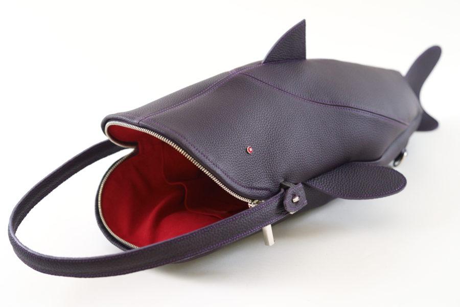 サメ ボストンバック